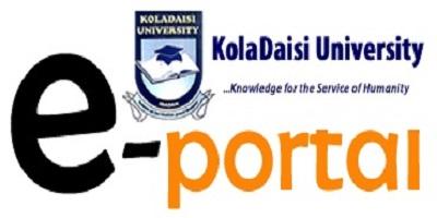 KDU E - Portal