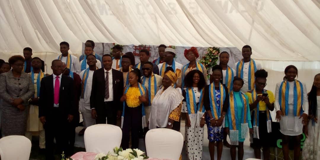 KDU-I_First_graduating_set