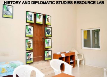 HISTORY AND DIPLOMATIC STUDIES RESOURCE LAB